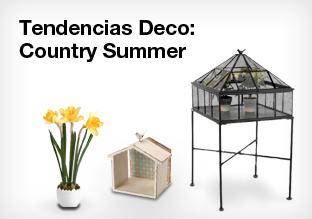 Tendencias Deco: Country Summer