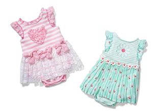 Sólo para el bebé : Conjuntos y Vestidos