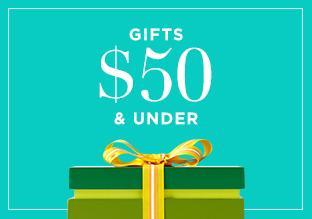 Gifts $50 & Under!