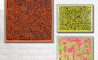 MyHabit Masters: Keith Haring