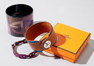 Treat Yourself: Jewelry feat. Hermès