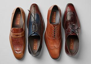Una finitura lucida : Abito scarpe!