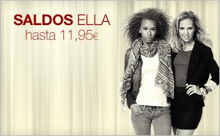 Saldos Ella hasta 11,95€