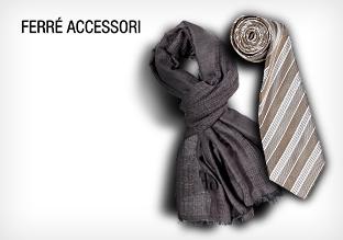 Ferré: corbatas y accesorios