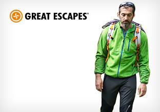 Great Escapes!