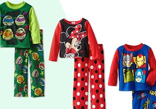 Fiesta de pijamas: Niños Ropa de Dormir