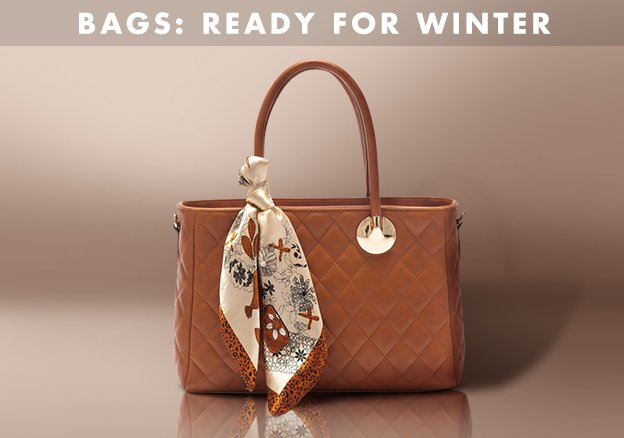 Bags: ready for Winter