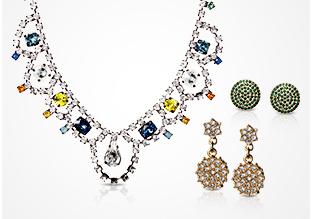 Tocco di brillantezza : gioielli Occasioni speciali!