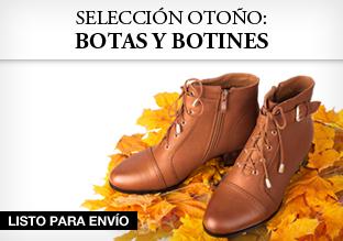 Selección otoño: Botas y botines