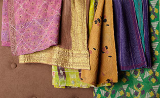 Vintage Kantha Throws!