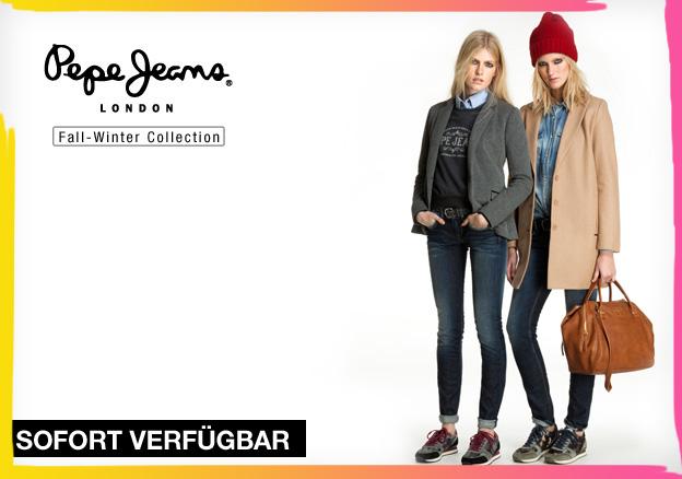 Pepe Jeans London: Denim Shop