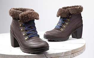 Cougar: All-Weather Boots!