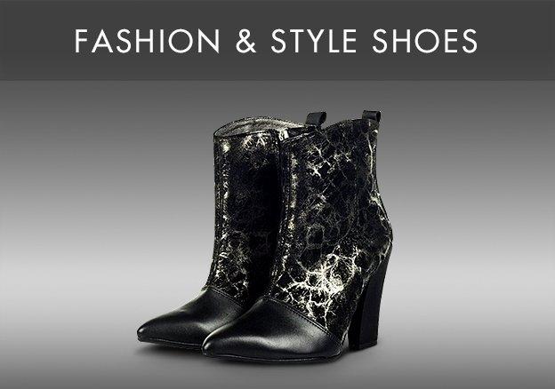 Fashion & Style Shoes