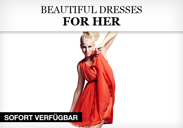 Beautiful Dresses for Her