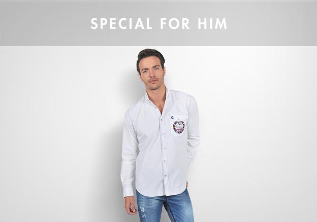 Especial polos y camisas
