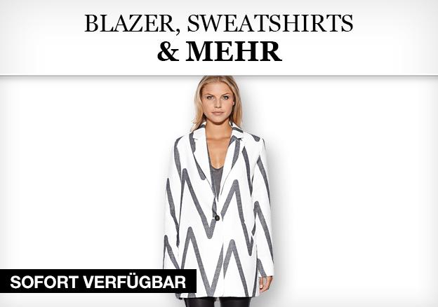 Blazer Sweatshirts & Mehr