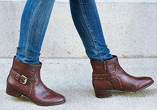 Step into Fall: Boots & Booties!