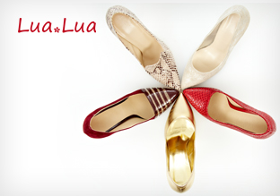 Lua Lua shoes!