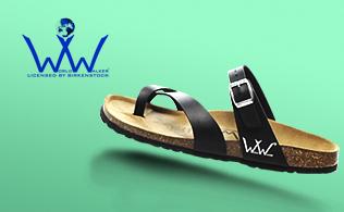 WORLD WALKER Licensed by Birkenstock!
