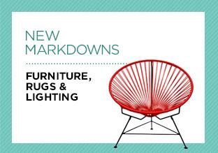 Nuovi ribassi : mobili, tappeti e illuminazione !