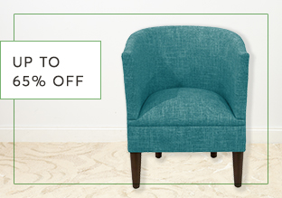 Up to 65% Off: Furniture & Lighting