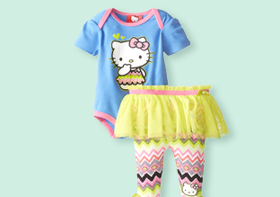 Hello Kitty for Baby & Toddler