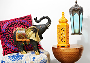 The Moroccan Touch: Accent Pieces