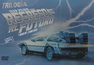 Regreso Al Futuro - Trilogía (edición caja metálica) [DVD]