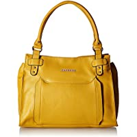 Caprese Women's Satchel (Yellow)