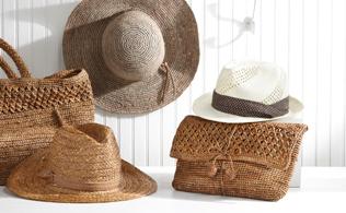 Vacation Accessories: Hat Attack & Buji Baja