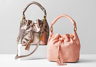 Frühlings- Palette: Handtaschen !