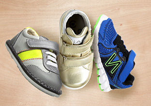 Kids' Sneakers feat. New Balance
