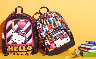 Back to School: Hello Kitty Backpacks!