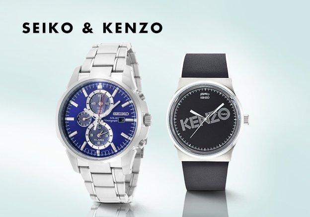 Kenzo & Seiko