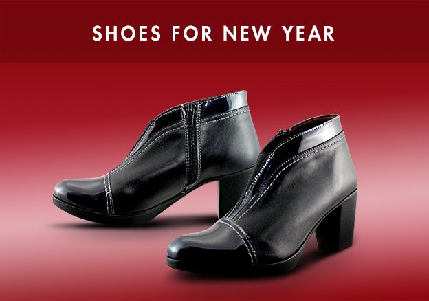 Shoes for New Year