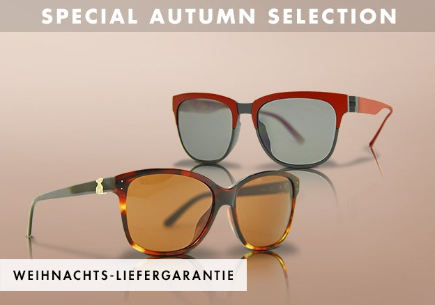 Special Autumn Selection