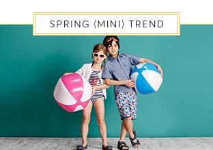Primavera ( Mini ) Trend : Alla spiaggia!