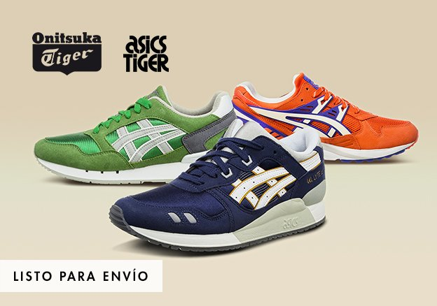 Asics & Onitsuka Tiger