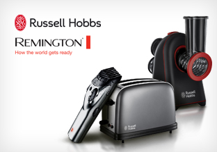 Russell Hobbs & Remington!
