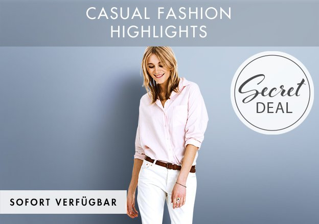 Casual Fashion Highlights