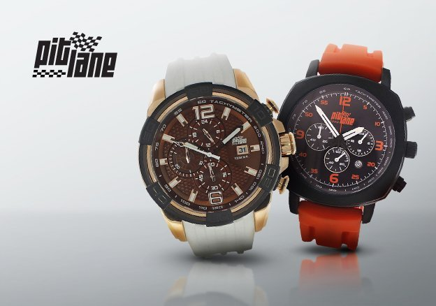 Racing Watches feat. Pit Lane