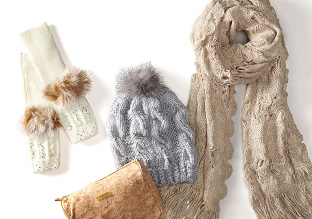 Warm Accessories for Cold Weather