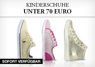 Kinderschuhe unter 70 EURO