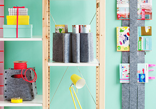 Modern Cool: Home Organization!