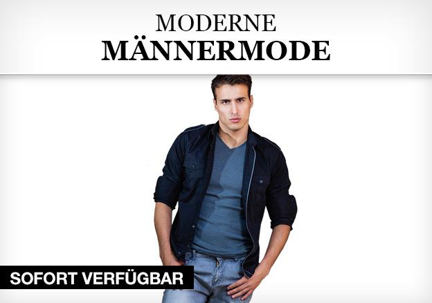 Moderne Männermode