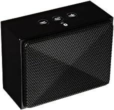 AmazonBasics - Altoparlante bluetooth Mini, ultra portatile - Nero