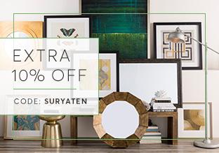 Surya Art & Mirrors!