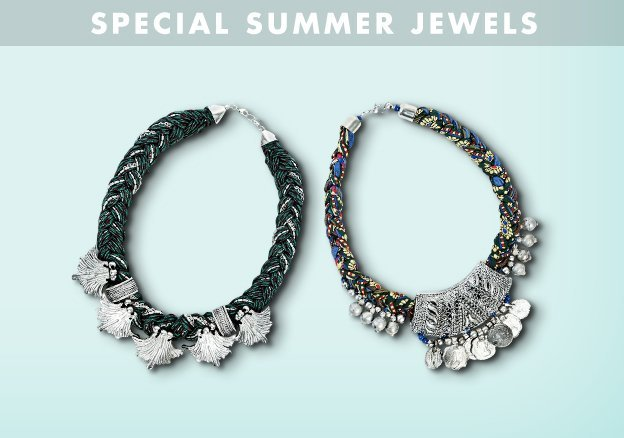 Special Summer Jewels