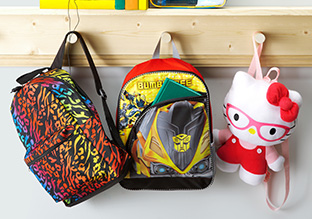 On-The-Go Kids: Fun & Functional Backpacks
