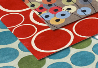 The Home Shop: Rugs!
